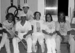 Mestres Cobra Mansa, João Grande, Poloca, Mestras Paulinha, Janja, Mestre Boca do Rio