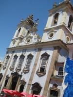 Igreja da Nossa Rosario dos Pretos, Pelourinho