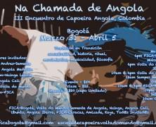 III na Chamada de Angola